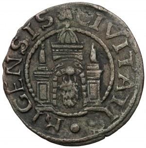 Wolne Miasto Ryga, Szeląg 1571