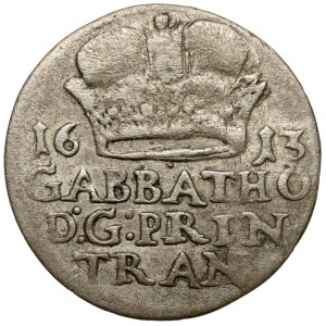 Siedmiogród, Gabriel Batory, Grosz 1613 NB - Nagybanya