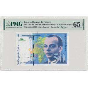 France, 50 Francs 1997