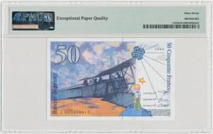 France, 50 Francs 1993