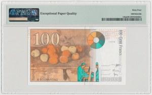Francja, 100 Francs 1998