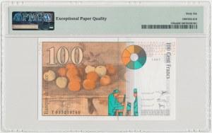 Francja, 100 Francs 1997