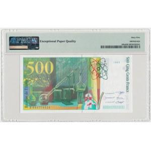 France, 500 Francs 1995