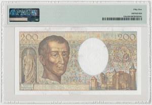 France, 200 francs 1988