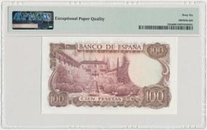 Hiszpania, 100 Pesetas 1970