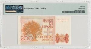 Spain, 200 Pesetas 1980