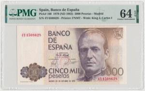 Spain, 5.000 Pesetas 1979