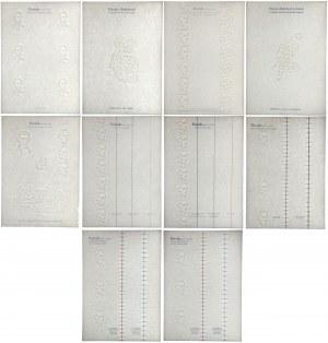 Portals Bathford - papiery ze znakami wodnymi (10szt)