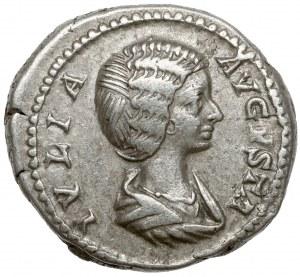 Julia Domna (193-217 n.e.) Denar, Rzym