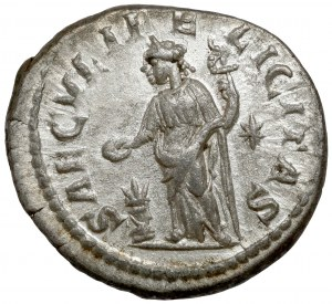 Julia Maesa (218-222 n.e.) Denar, Rzym