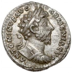 Marek Aureliusz (161-180 n.e.) Denar, Rzym