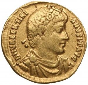 Walentynian I (364-375 n.e.) Solidus, Antiochia