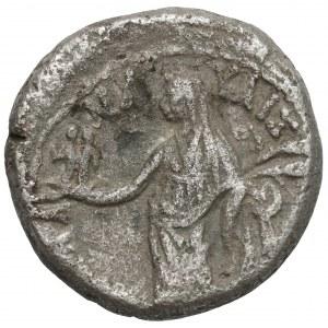 Klaudiusz (41-54 n.e.) Tetradrachma, Aleksandria
