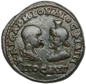 Filip II, Syn Filipa I Araba (247–249 n.e.) Marcianopolis, AE Pentassarion