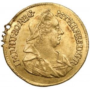 Węgry, Maria Teresa, Dukat 1771 BL