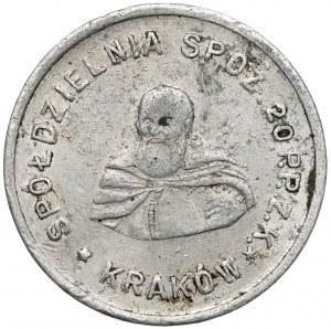 Kraków, 20. Pułk Piechoty Ziemi Krakowskiej, 1 złoty