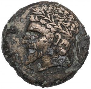 Numidia, Micipsa (148-118 p.n.e.) AE 27