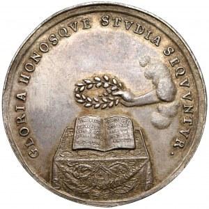 Śląsk, Świdnica, Medal nagrodowy Szkoły Ewangelickiej (XVIII wiek)