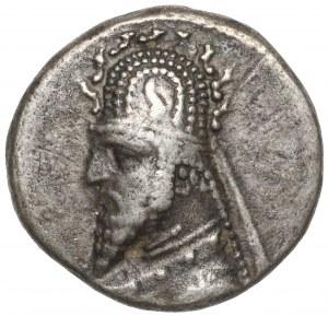 Partia, Gotarzes I (95-90 p.n.e.) Drachma, Rhagae