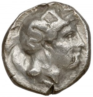 Grecja, Lukania, Thourioi, Stater (425-400pne)