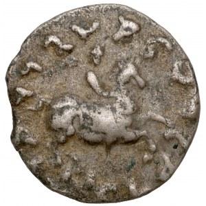 Grecja, Baktria, Antymachos I (171-160 p.n.e.) Drachma, Pushkalavati