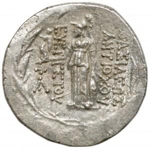 Grecja, Syria, Antioch VII (138–129 p.n.e.) Tetradrachma, Antiochia ad Orontes