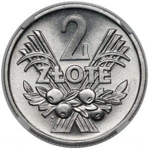 2 złote 1959 - najrzadszy rocznik