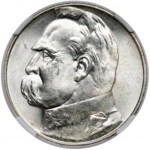 Piłsudski 5 złotych 1936 - PIĘKNE