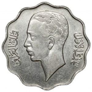 Irak, Ghazi I, 10 Fils 1937