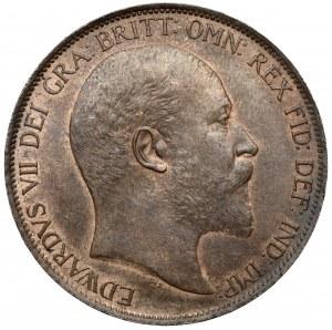 Wielka Brytania, Edward VII, Pens 1902