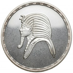 Egipt, 5 funtów 1985