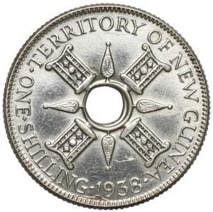 Papua Nowa Gwinea, Jerzy IV, 1 szyling 1938