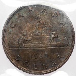 Kanada, Jerzy V, Dolar 1936