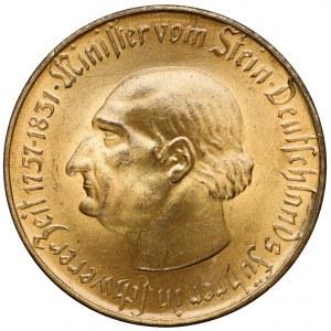 Westfalen, 10.000 mark 1923