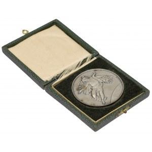 Medal nagrodowy SREBRO - Marie de Szymkiewicz 1928-1939