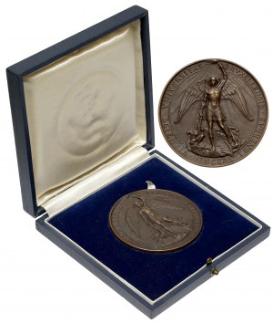 Medal nagrodowy - Witold Tomassi