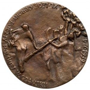 Medal XL-lecie Obrony Poczty Polskiej w Gdański 1.IX.1939