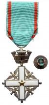 Włochy, Order Zasługi Republiki Włoskiej - Klasa V
