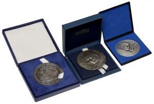 Medale Jan Paweł II, Marynarka, Dąbrowska (3szt)