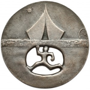 Medal Główny Komitet Kultury Fizycznej i Turystyki (Sikora)