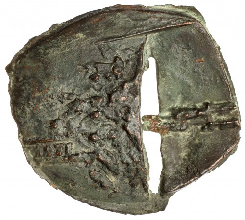 Medal - Rzeźba roku 1971