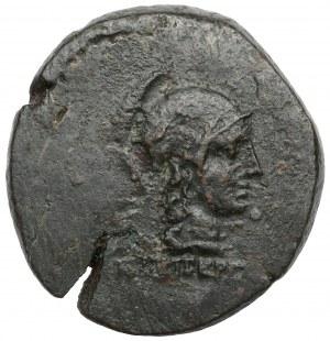 Grecja, Myzja, Pergamon (133-27 p.n.e.) AE 22
