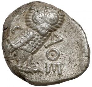 Greja, Attyka, Ateny (393-300 p.n.e.) Tetradrachma -