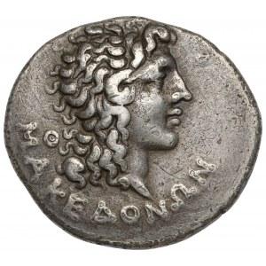 Macedonia, Tessaloniki, Aesillas Quaestor (93-92 p.n.e.) Tetradrachma