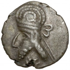 Persja, Nieokreślone panowanie (późny I wiek n.e.) Hemidrachma