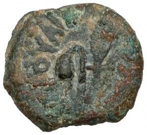 PONCJUSZ PIŁAT, Prefekt Judei (26-36 n.e.) Prutah, Jerozolima