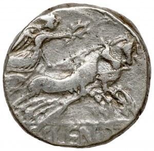Republika, Cn. Lentul (88 p.n.e.) Denar