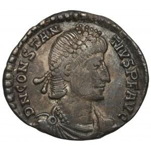 Konstantyn II (337-340 n.e.) Silikwa, Rzym