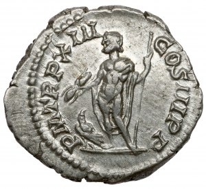 Septymiusz Sewer (193-211 n.e.) Denar