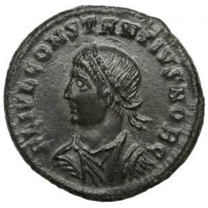 Konstancjusz II (337-361 n.e.) Follis, Heraklea